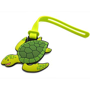 Turtle Bag Tag