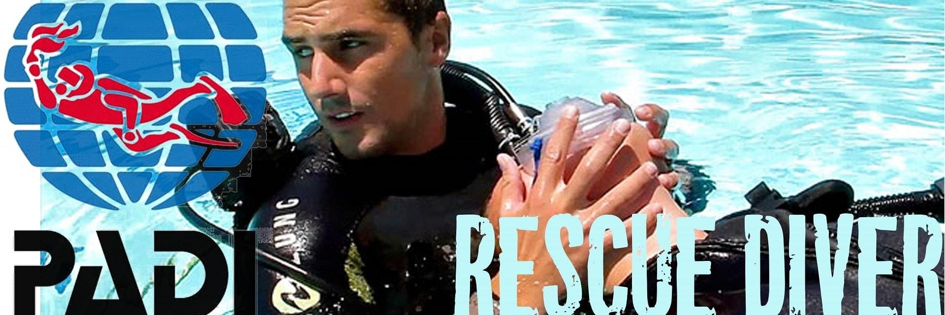 Jack's Diving Locker Rescue Diver Course
