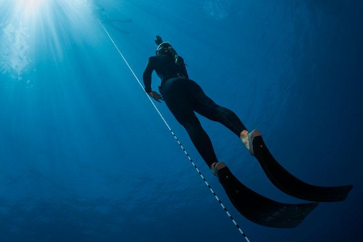 Jack's Diving Locker Freediver Course