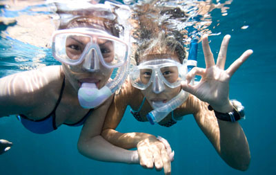 Snorkel Lesson